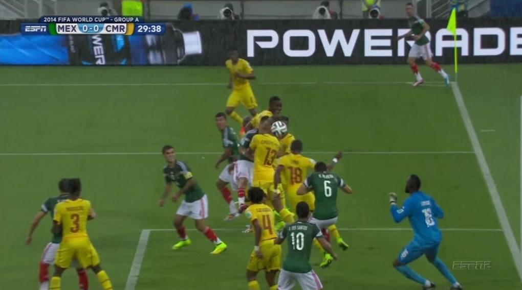 بالصور 10 حالات تحكيمية أثارت الجدل في مونديال كأس العالم 2014
