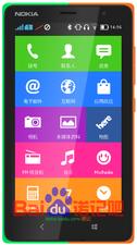 ������� ���� ���� ����� Nokia X2 ����� SIM