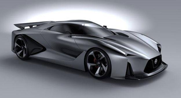 صور سيارة نيسان 2020 Vision Gran Turismo الجديدة