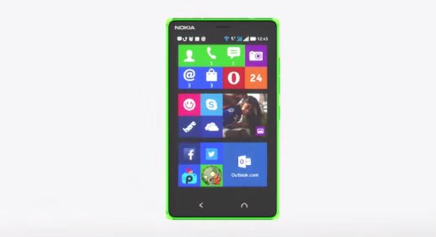 �������� ��� ����� ���� Nokia X2 ������ 2014
