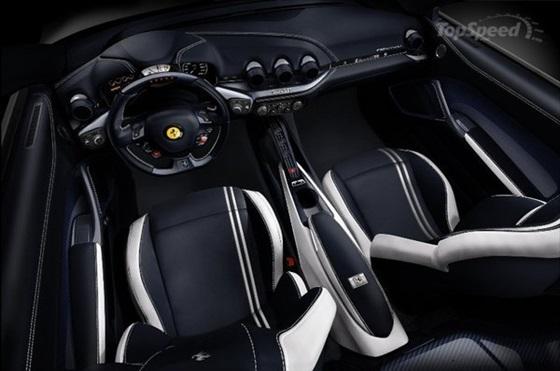 صور سيارة فيرارى f12 berlinetta موديل 2014 النسخة الجديدة