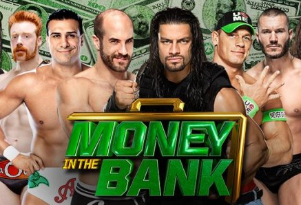 ������� �������� ��� ���� �� �� ���� 2014 WWE Money In The Bank