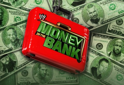 ����� ������� ��� 2014 WWE Money In The Bank