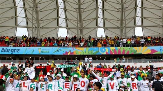 نتيجة مباراة ألمانيا والجزائر في كأس العالم اليوم 30-6-2014