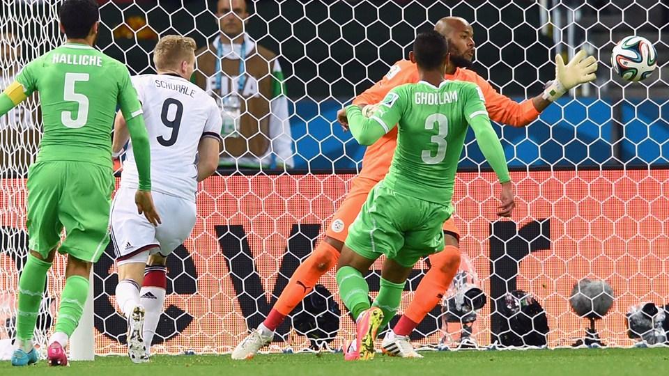 صور مباراة ألمانيا والجزائر في كأس العالم اليوم 30-6-2014