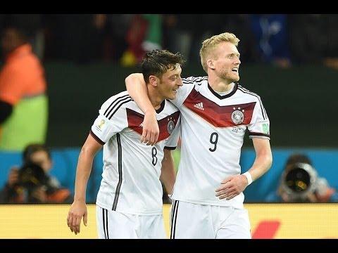 أهداف مباراة ألمانيا والجزائر في كأس العالم اليوم 30-6-2014