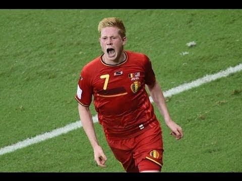 اهداف مباراة بلجيكا وامريكا العالم