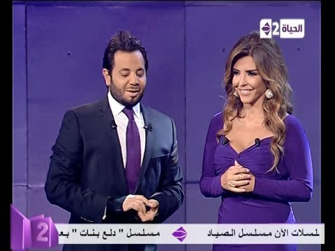 بالفيديو ، مشاهدة برنامج ولا تحلم نيشان حلقة ريما نجيم 2014 كاملة