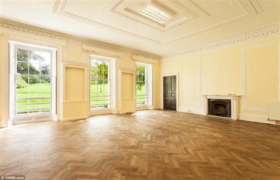 صور قصر جنتلمان في ديفون مانور 2014