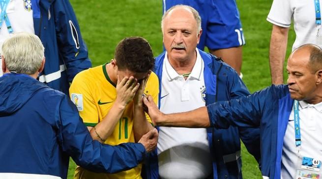 حقائق وأرقام قياسية بعد مباراة البرازيل وألمانيا في كأس العالم 2014