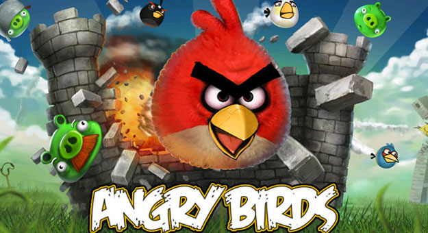�������� ������� ����� ��� ��� angry birds