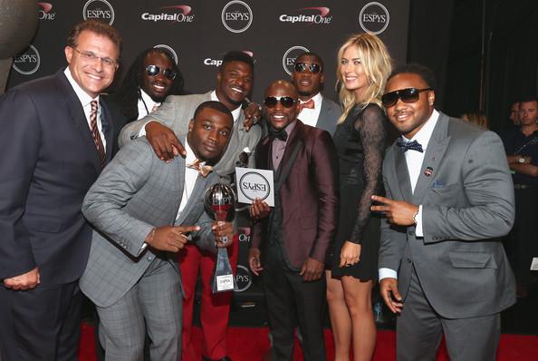 ��� ����� �������� �� ��� ����� �����  ESPY Awards 2014