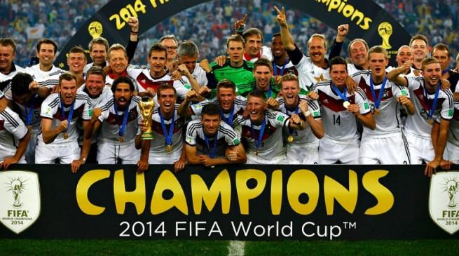 التصنيف العالمي لمنتخبات كرة القدم لشهر يوليو 2014