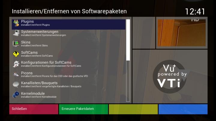 VTi Vu+ Team Image Duo� V 7.0.0 - 17.07.2014