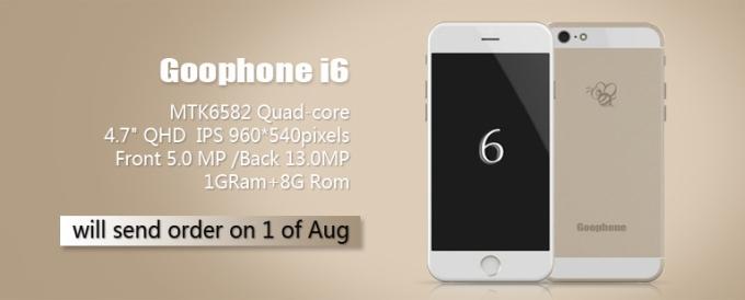 ��� �������� ���� ���� GooPhone i6