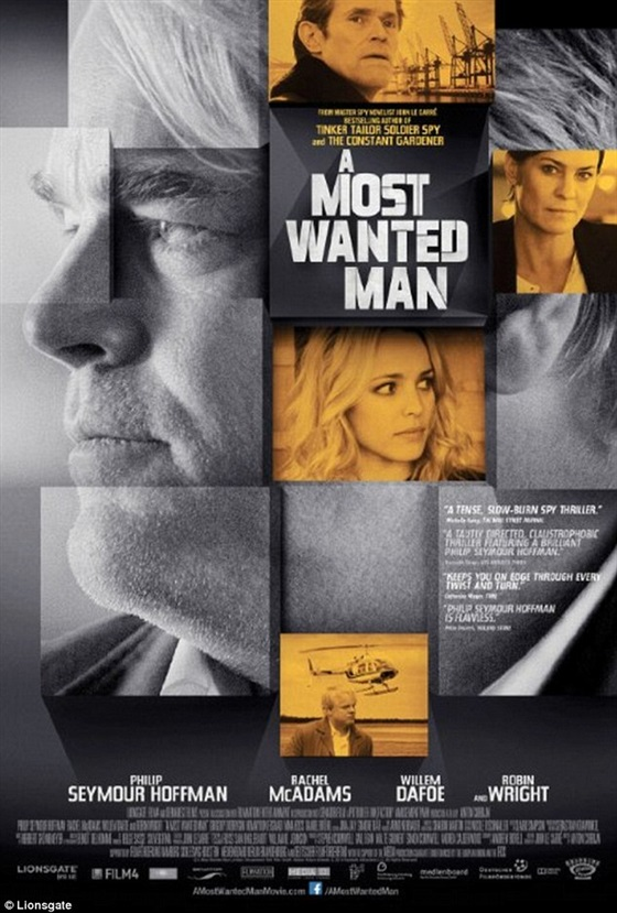 ��� ����� ��� ����� �� ��� ��� ������ ������ A Most Wanted Man �� �������