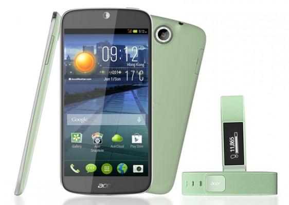 صور ومواصفات هاتف Liquid Jade Plus الجديد