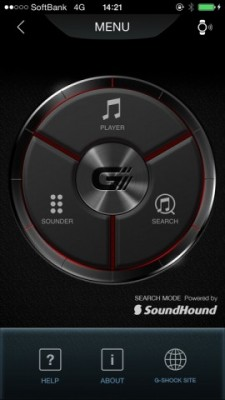 ��� �������� ���� ���� ����� ������ Casio GBA-400 G-Shock