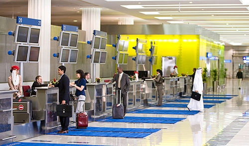 صور مطار دبي من الداخل والخارج 2015 ، صور مطار دبي 2015