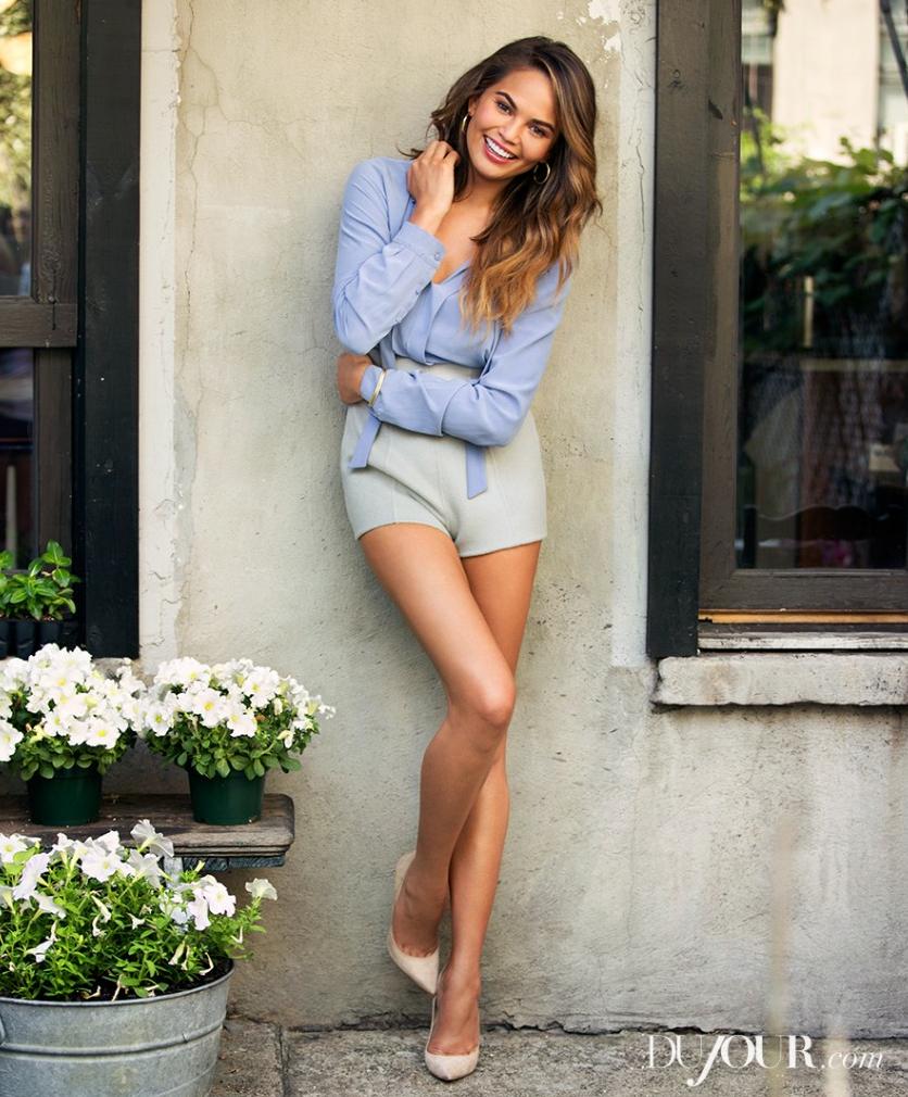صور كريسي تايجن على مجلة مجلة اسكواير الولايات المتحدة سبتمبر 2014