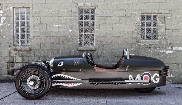 ��� ����� ������ ������ ������� ����� Morgan 3 Wheeler