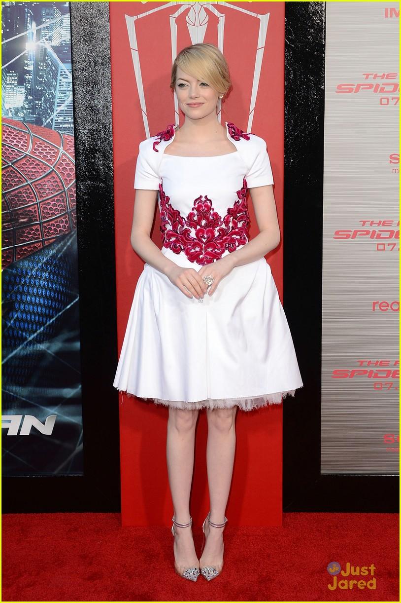 Emma Stone: 'Spider-Man' L.A. Premiere