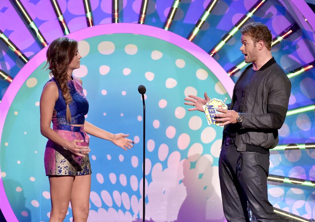 ��� ���� ������ �� ��� ����� ����� Teen Choice Awards 2014