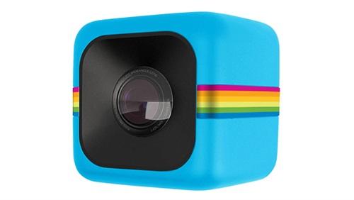 صور أول كاميرا مكعبة Cube من شركة Polaroid