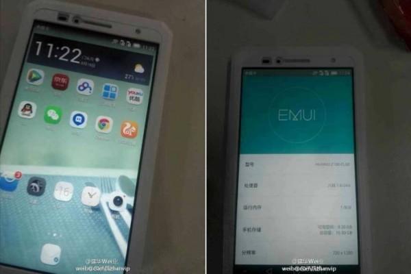 ��� �������� ���� ����� Huawei Ascend Mate 7