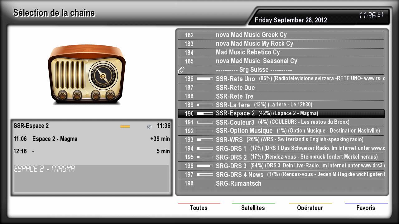 Hunter HD Skin for Merlin3 OE1.6