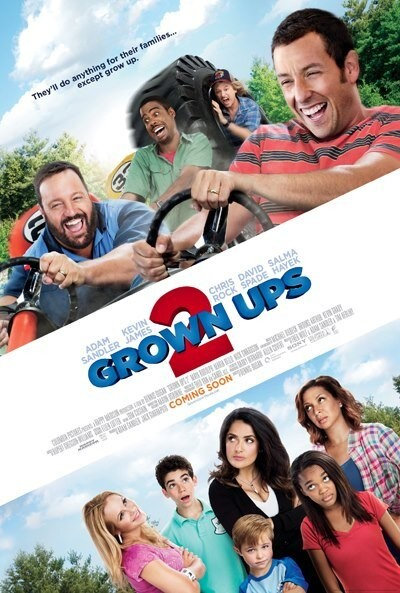 ����� ���� Grown Ups 2