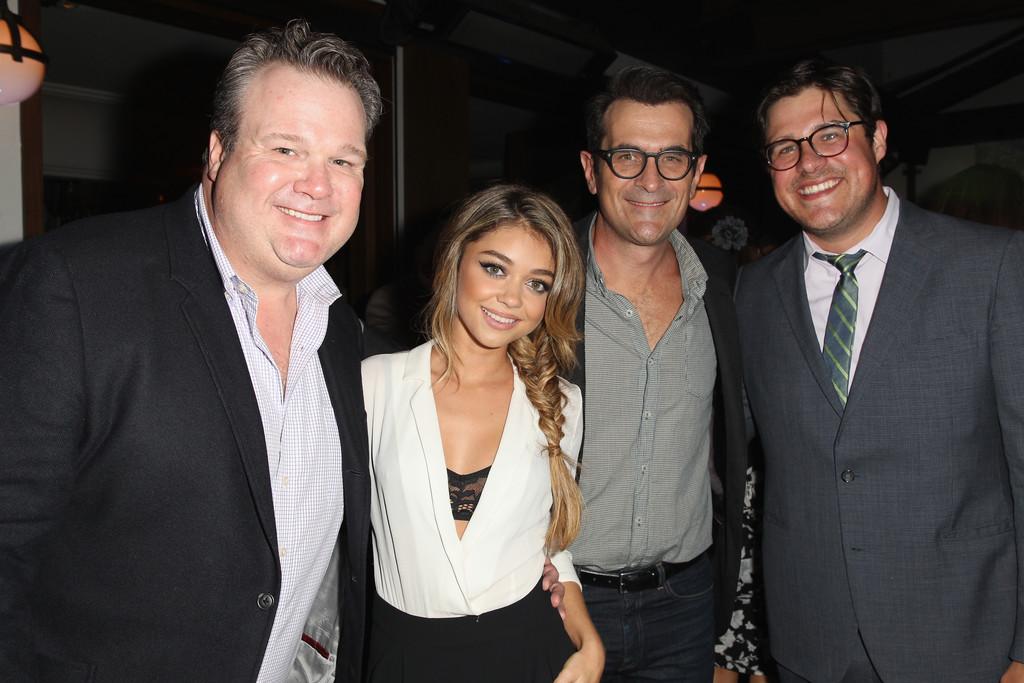 ��� ���� ������� �� ��� Audi Celebrates Emmys Week 2014