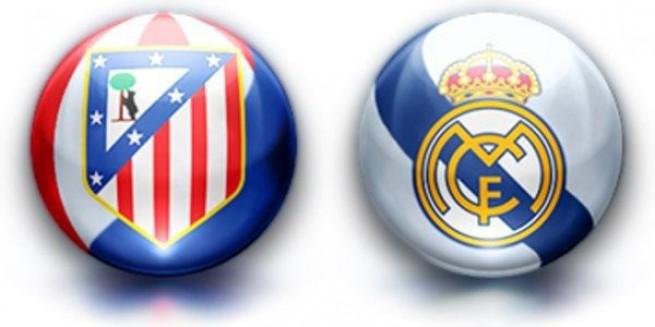 تشكيلة مباراة ريال مدريد وأتليتيكو