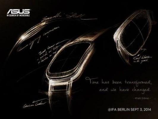 ��� �������� ���� ���� ���� ������ Asus Smartwatch