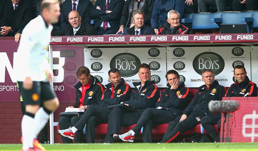 صور مباراة مانشستر يونايتد وبيرنلي في الدوري الانجليزي اليوم السبت 30-8-2014
