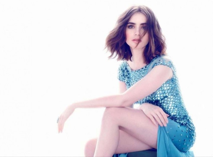 ��� ������� ���������� ���� ������ 2015 , ���� ��� ���� ������ 2015 Lily Collins