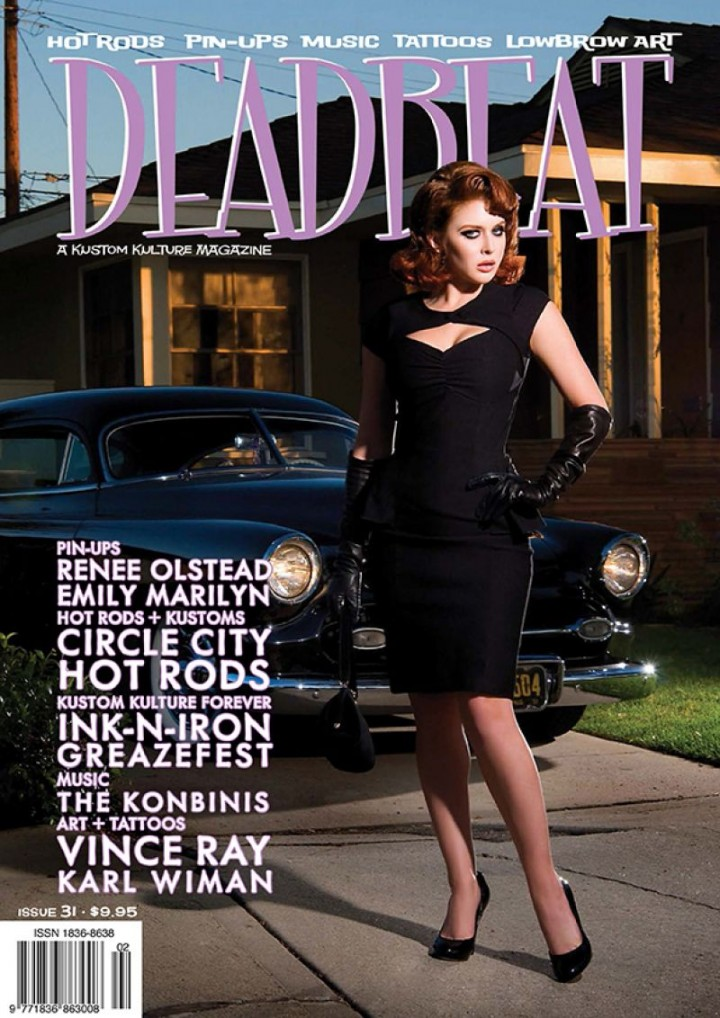 ��� ����� ������� ��� ���� ���� Deadbeat , ���� ��� ����� ������� 2015 Renee Olstead
