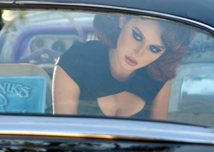 صور رينيه اولستيد على غلاف مجلة Deadbeat , أحدث صور رينيه اولستيد 2015 Renee Olstead