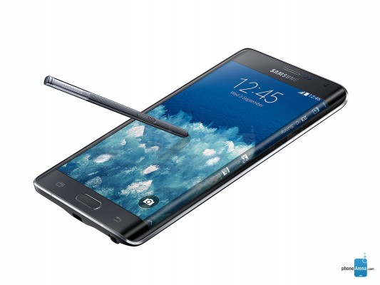 ��� �������� ���� ������ ��� ���� Galaxy Note Edge ������