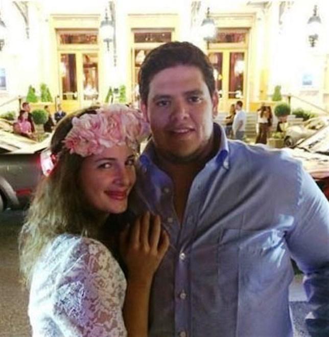 زواج ابنة أصالة نصري 2014