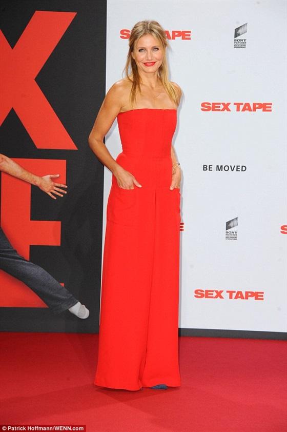 ��� ������� ���� ������ ���� �� ��� ��� ������ Sex Tape ��������