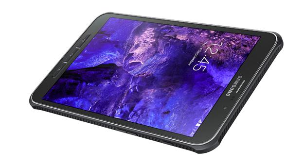 ��� �������� ����� ������� Galaxy Tab Active