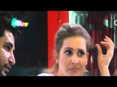 بالفيديو حديث بين كنزة ومحمد وإسماعيل عن الاغاني وما قبل الدخول للأكاديمية 12/09/2014