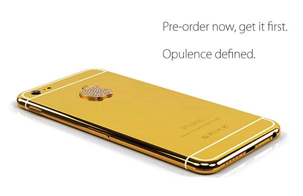 ��� ����� 6 ������ Gloden IPhone 6 �� �������� ���� ��������� ��������