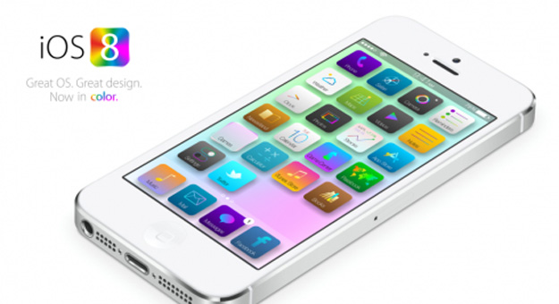 ���� ����� ����� iOS 8 ������ ��� �������