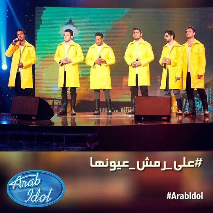 ������ ����� ��� ��� ������ - �������� ������� Arab idol 3 ���� ����� ������ 5 - ������ 19-9-2014