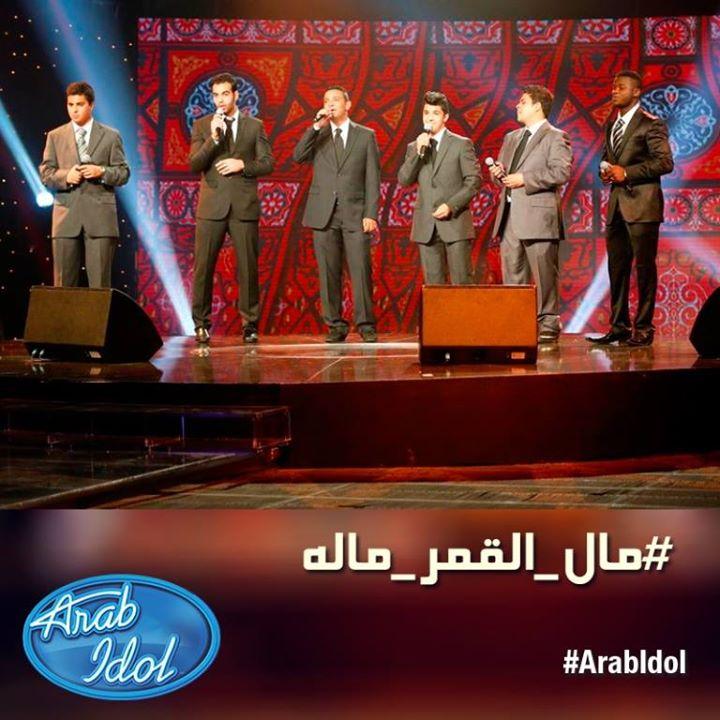 ������ ����� ��� ����� ���� - �������� ������� ��� Arab idol 3 ���� ����� ������ 5 - ������ 19-9-2014