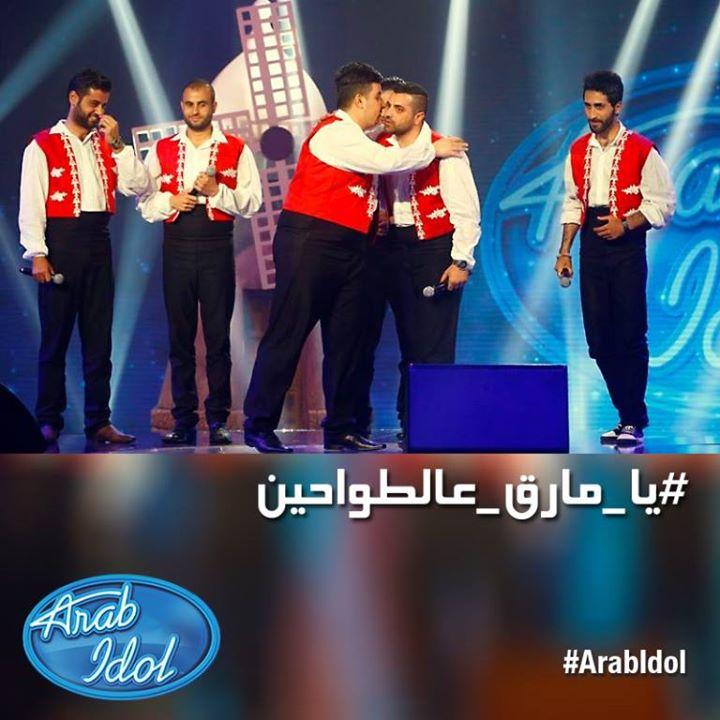 ������ ����� �� ���� ��������� - �������� ������� ��� Arab idol 3 ���� ����� ������ 5 - ������ 19-9-2014