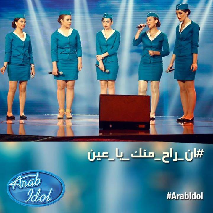 ������ ����� �� ��� ��� �� ��� - �������� ������� Arab idol 3 ���� ����� ������ 5 - ������ 19-9-2014