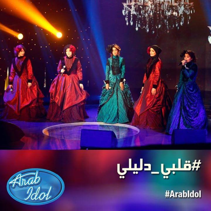 ������ ����� ��� ���� ����� - �������� ������� Arab idol 3 ���� ����� ������ 5 - ������ 19-9-2014